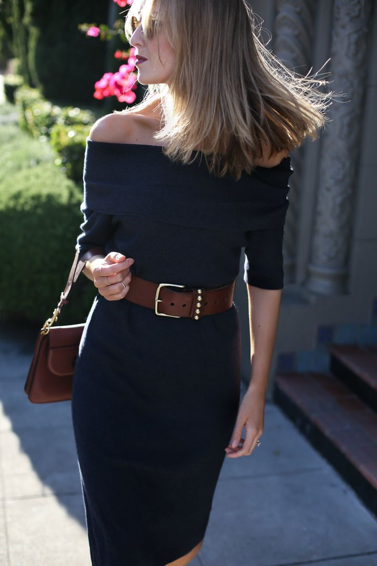 Day to Night: The Sweater Dress You'll Wear Everywhere This Fall | MEMORANDUM, formerly The Classy Cubicle