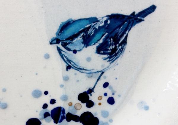 Blue & White wares, Sophia McEvoy