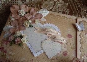Самодельные свадебные приглашения