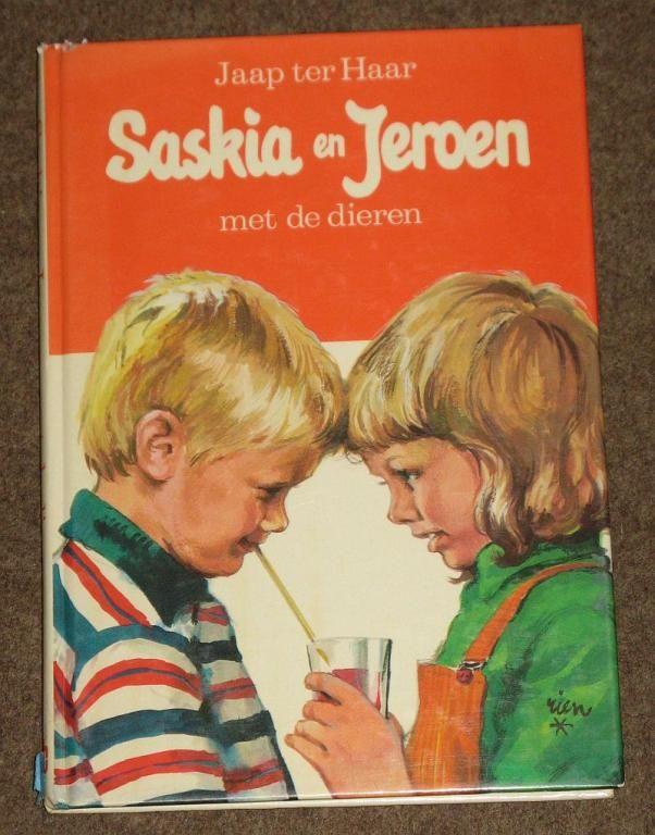 kinderleesboekje van Jaap ter Haar