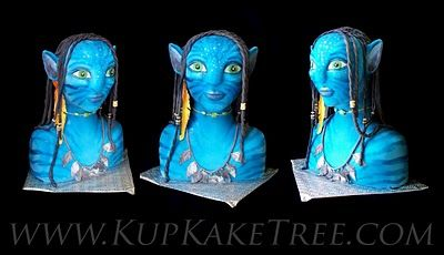 Avatar Cake: Families Kitchens, Kupkak Trees, For Kids, Cakes Decor, Cakes Stokes, Avatar Cakes, Cakes Wreck, Photos Shared, Film Inspiration Cakes