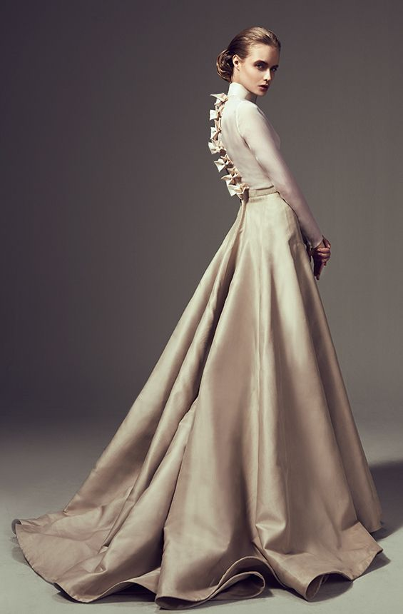 Ashi Studio FW 2014 Couture Collection @Maysociety