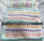Colourful Afghan Blanket Crochet Pattern « The Yarn Box The Yarn Box