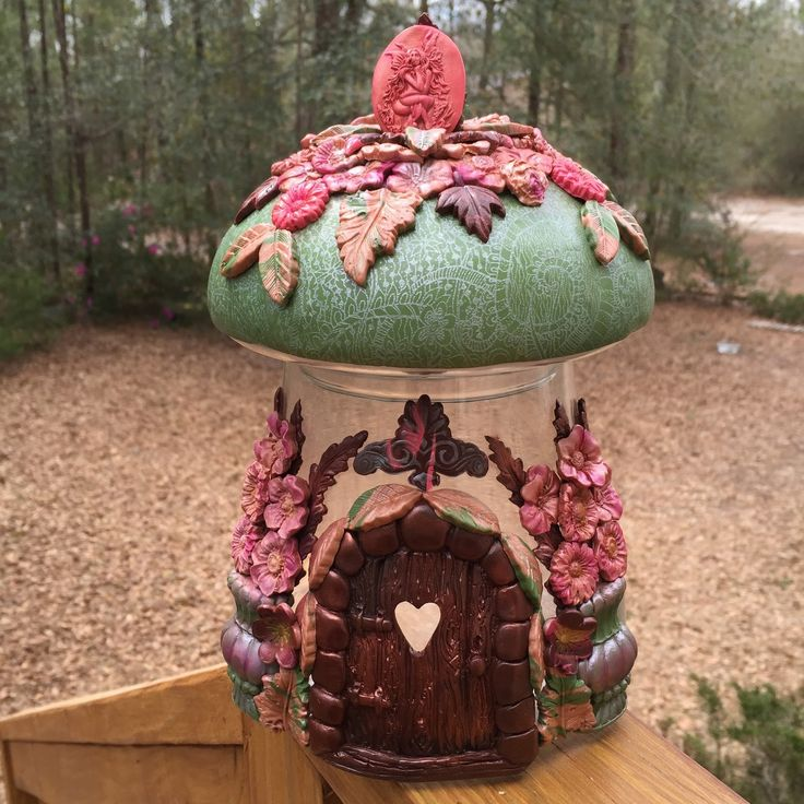 Polymer Clay TV & Polymer Clay Productions: Magical Fairy House Tutorial to Get You Inspired