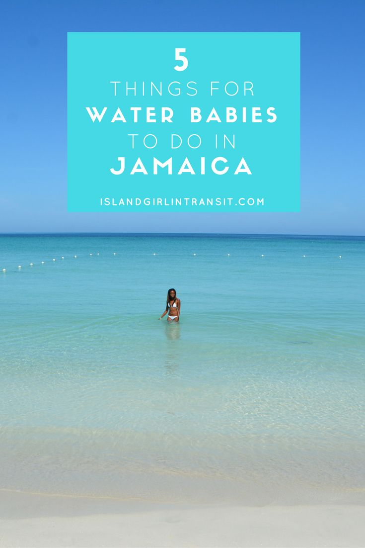 6 Must-Do Water Activities in Jamaica OH THIS LOOKS GREAT!