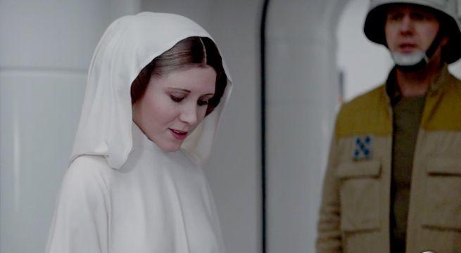 Sound Editors Talk 'Rogue One' Production Secrets And Princess Leia's 'Hope' | Star Wars News Net