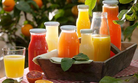 Succhi di frutta fatti in casa, come farli e 3 ricette dolcissime! | Cambio cuoco