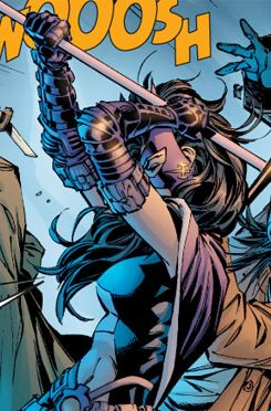 Huntress/Helena Bertinelli dedicated fan blog. Welcome to my blog! I actually know enough about...
