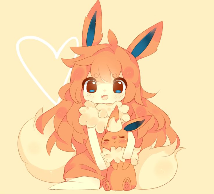 111 best Flareon images on Pinterest | Eevee evolutions, Pokemon ...