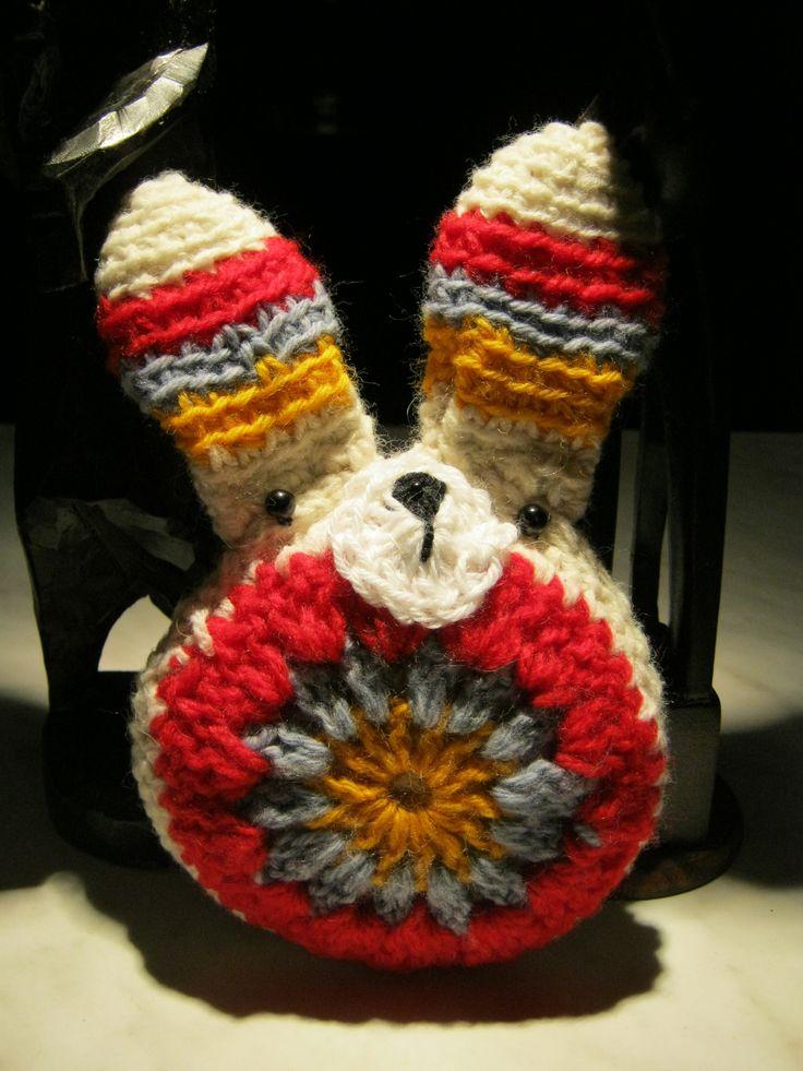 easter crochet - bunny