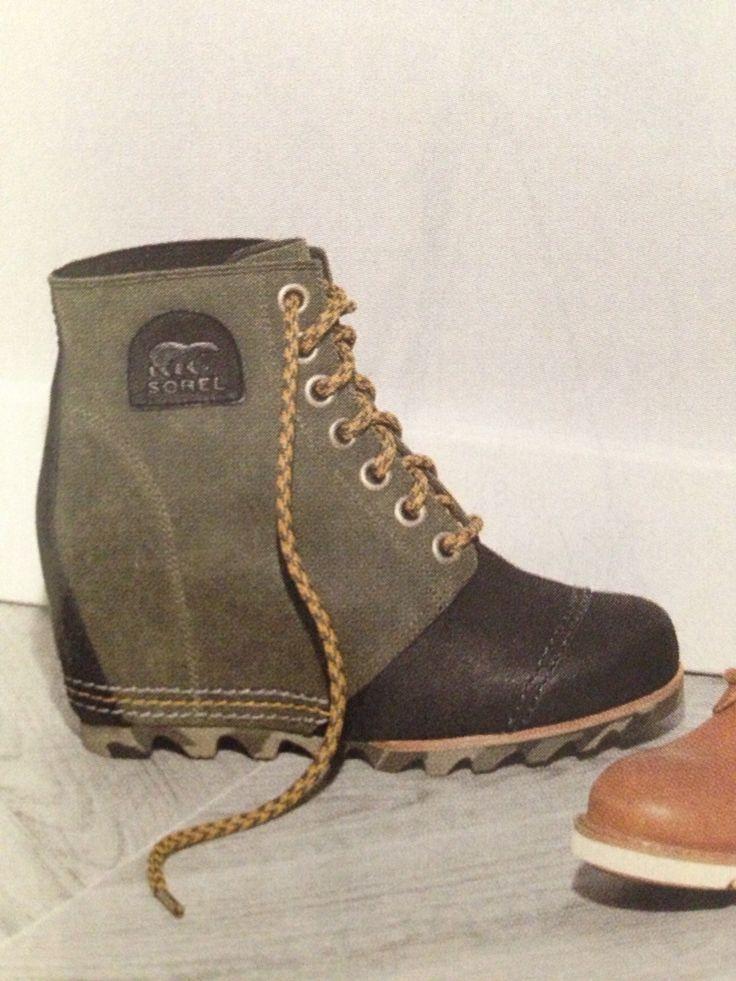 Sorrel Wedge Boots Nordstrom