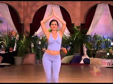 Bellydance Body For Beginners with Suhalia - 1:00 Abs, 9:50 Easy Sexy Twirl Dance, 19:52 Butt, 30:28 Snake, 40:24 Hip Dance.  Actually looks pretty brutal.