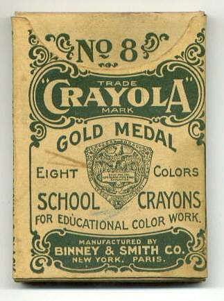 crayola-old-pack-1.jpg 323×434 pixels                                                                                                                                                                                 More