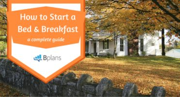 This article offers step-by-step information on what goes into prepping for and launching your very own bed and breakfast business.   How to Start a Bed and Breakfast http://articles.bplans.com/how-to-start-a-bed-and-breakfast/?utm_campaign=coschedule&utm_source=pinterest&utm_medium=Bplans&utm_content=How%20to%20Start%20a%20Bed%20and%20Breakfast