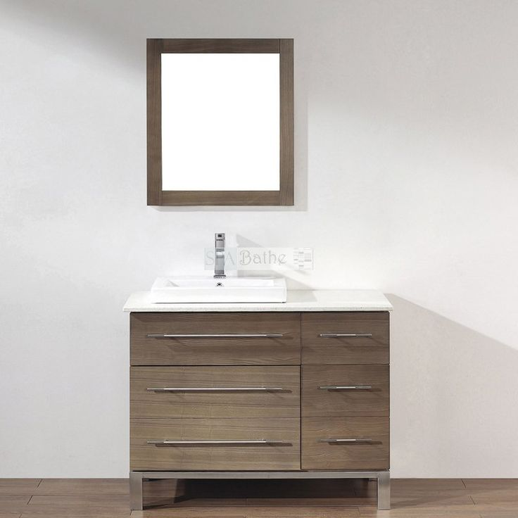 Shop Spa Bathe  GO42 Grada Series Bathroom Vanity at Lowe's Canada. Find our selection of bathroom vanities at the lowest price guaranteed with price match + 10% off.