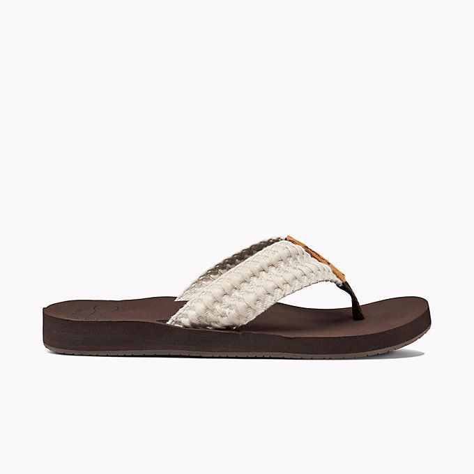Shop for the Cushion Threads sandals from Reef. The Cushion Thread provides  comfort and stability while maintaining the freedom of a sandal.