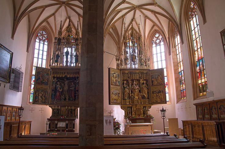 Katolikus templom Hallstatt / Hallstatt
