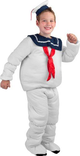 Totally Cool Ghostbusters Costumes for Kids