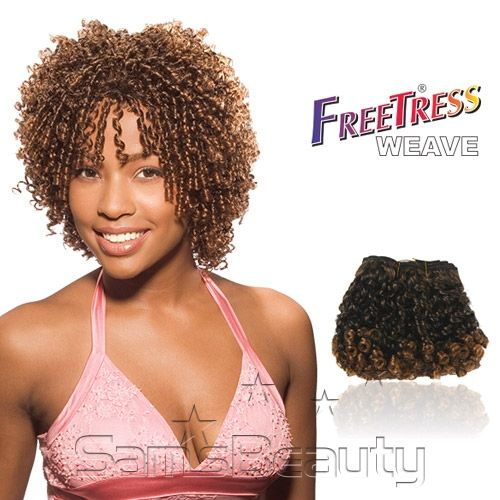 53 best hair for natural girls images on pinterest natural freetress synthetic hair weave curly fro 10 samsbeauty pmusecretfo Gallery
