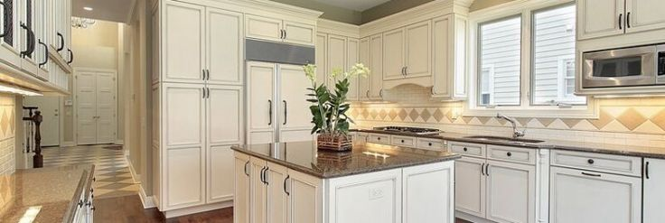 Beautiful And Luxury The Traditional White Kitchens
