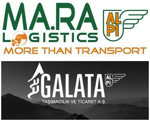 MA.RA Logistics & GALATA - Partnership