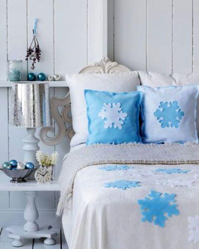 21 Cosy Winter Bedroom Ideas: 21 Cozy Christmas Bedroom Decor Ideas (With Images