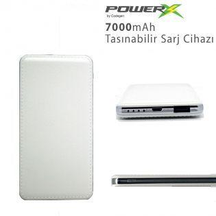 CODEGEN POWERX 7000mAh Beyaz Powerbank #telefon  #alışveriş #indirim #trendylodi  #poweerbank #şarj #teknoloji #mobilşarjcihazları