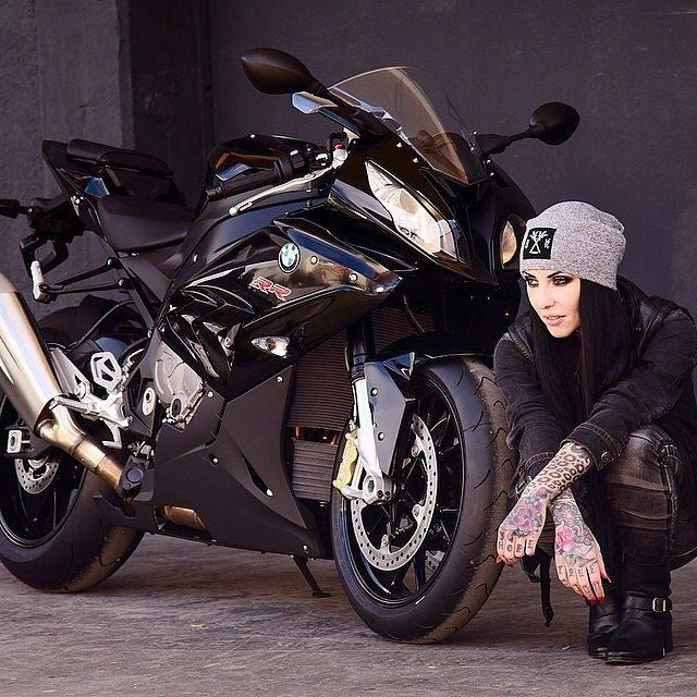 ~~~~~~~~~~~~~~~~~~~~~~~~~~~~~~~ - #Girl & BMW #S1000RR ~~~~~~~~~~~~~~~~~~~~~~~~~~~~~~~