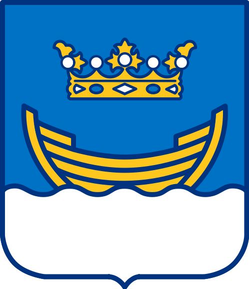 Coat of arms of the city of Helsinki, Finland