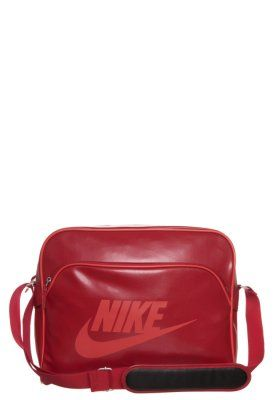 HERITAGE SI TRACK BAG - Sac bandoulière - rouge 45e