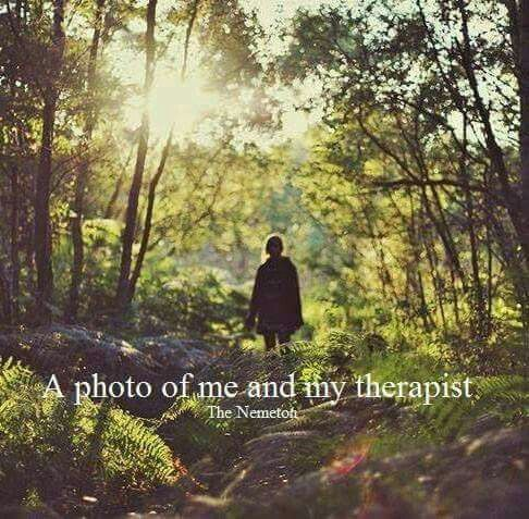 Find your #Naturehood at Arrowhead Pine Rose Cabins!  #BestTherapy