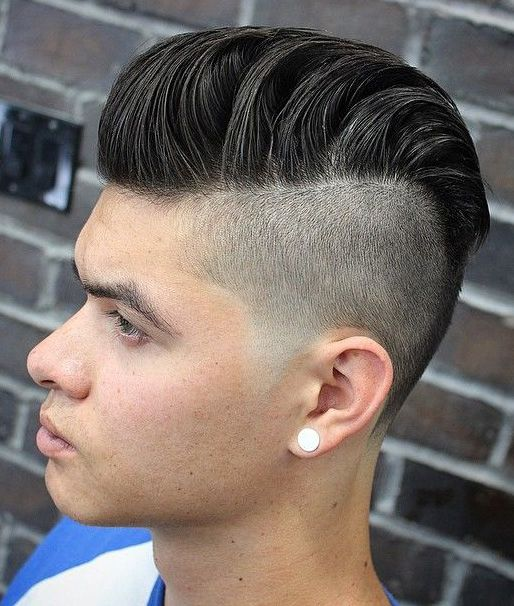 Best Pelados Images On Pinterest Mens Hairstyle Hombre - New cool hairstyle pic