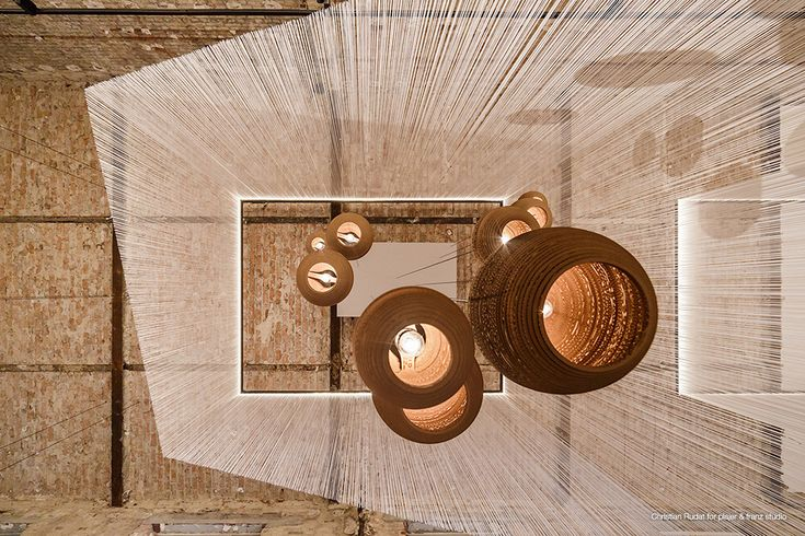 Scraplights - Pretty recycled cardboard lights from Graypants