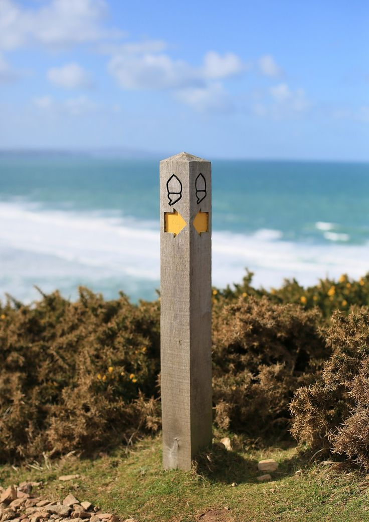 The South West Coast Path #Cornwall Pic by Rebecca Bentley