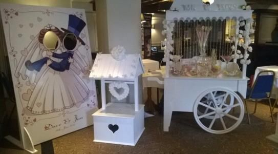 So special weddings is a Wedding Supplier of Table Decorations, Venue Decorations, Entertainment, Favours & Gifts, Children's Entertainment. Are you planning your Big Day and looking for wedding items, products or services? Why not head over to MyWeddingContacts.co.uk and take a look at So special weddings's profile page to see what they have to offer. Helping make your wedding day into a truly Amazing Day. Oh, and good luck and best wishes with your Wedding.