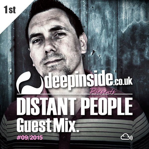 """Check out """"DEEPINSIDE presents DISTANT PEOPLE (Exclusive Guest Mix)"""" by DEEPINSIDE Official on Mixcloud #DISTANTPEOPLE #DEEPINSIDE #House #GuestMix #Mixcloud #Radio"""