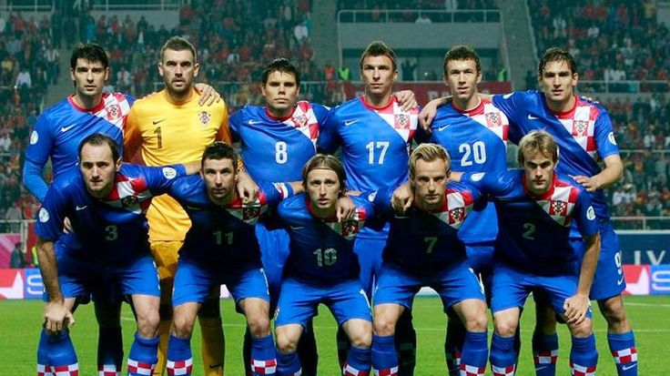 Seleccion Croacia