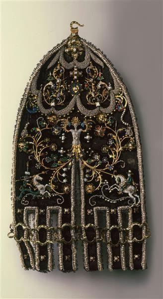 1604 Wehrgehänge / aus einer Garnitur