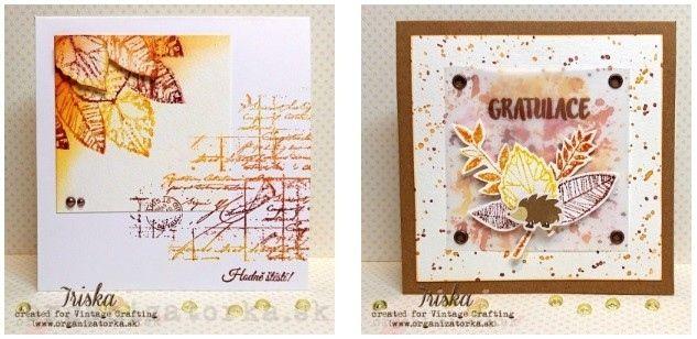 Pohľadnica s vôňou jesene / Autumn card