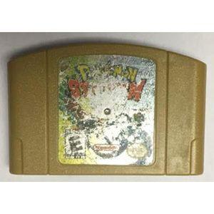 Pokemon Stadium 2 - N64 Game Discounted