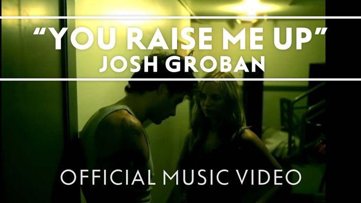 Josh Groban - You Raise Me Up [Official Music Video]