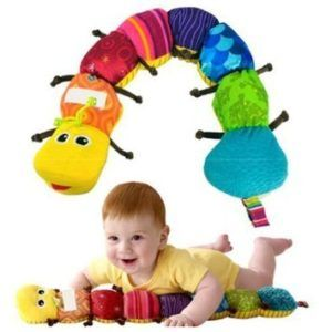 Encourages baby to reach and grab, awakening muscles. With every wiggle, listen to the soft rattle! Encourages the development of hand-eye coordination. Machine wash, tumble dry. #myrrhshop #onlineshoppingnetwork #babytoysforboys http://babytoys.myrrhshop.com/product/ddstore-colorful-musical-inchworm-developmental-baby-toy-yellow/