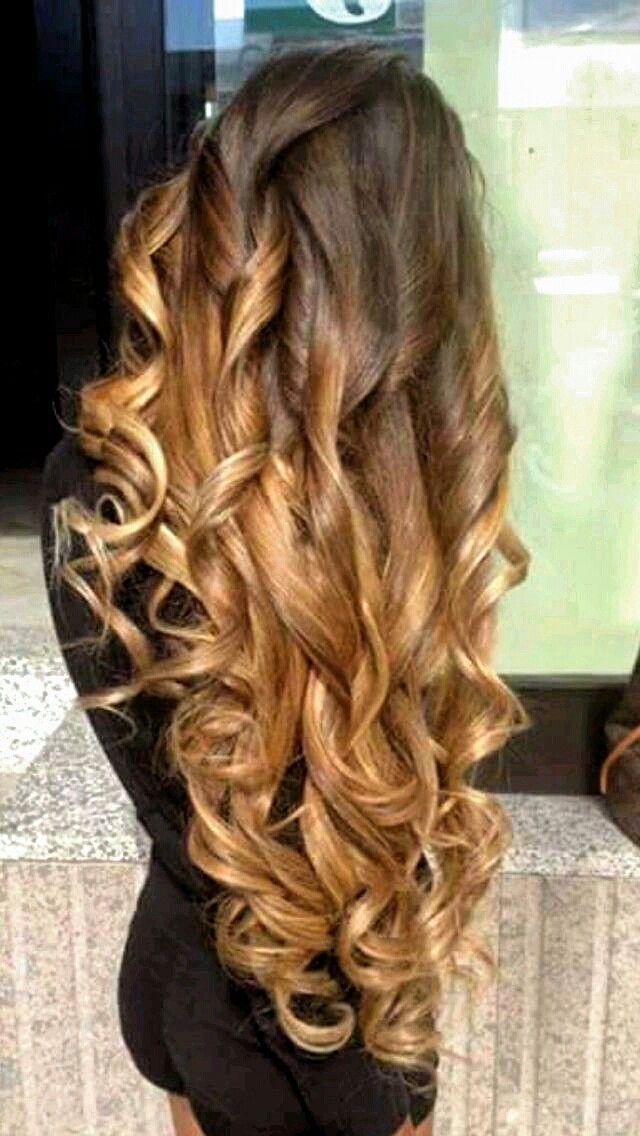 Loose Curls Long Hair