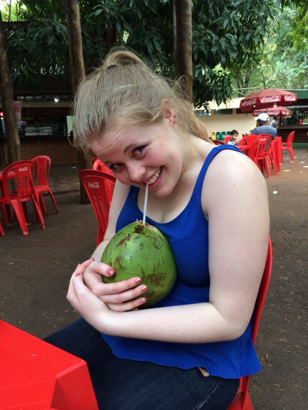 Ellyn Marmaduke Internship in Brazil http://exclusivelyellyn.blogspot.com/
