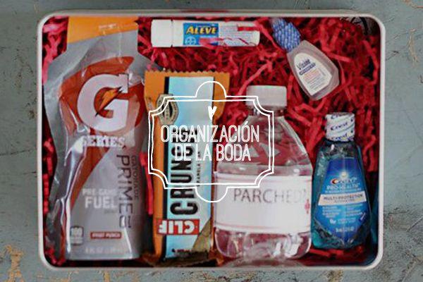 Kit anticruda para los invitados de la boda. Te presento la idea de crear un kit anticruda para los invitados de la boda ¡Quedarán encantados!
