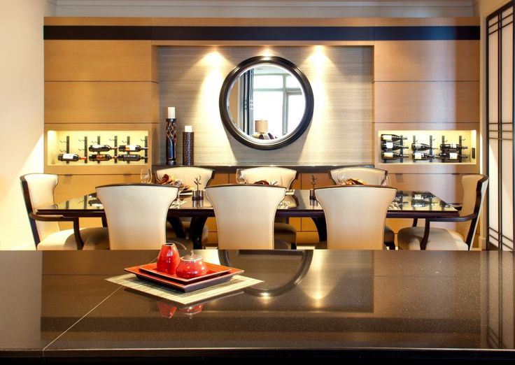 Dining Room Six Walls Interior Design Luxe Interiors Design Interior Wall Design Luxe Interiors Interior Design