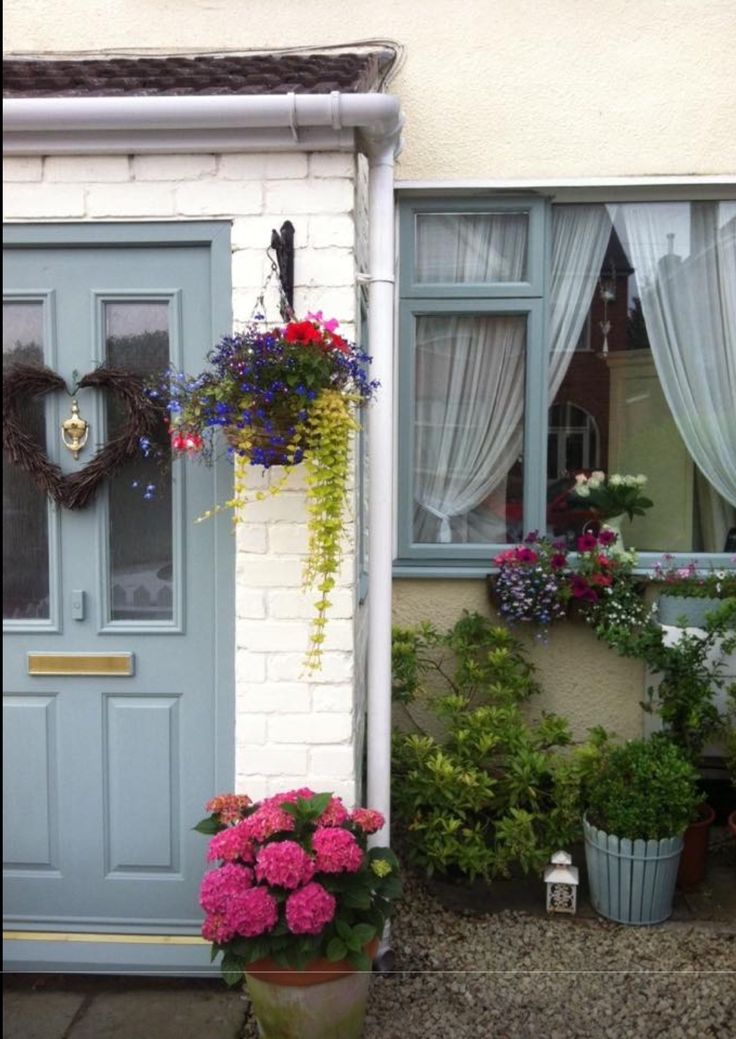 Superior UPVC PAINTED: We Donu0027t Sell UPVC Window Frames At Encore But We Did Sell  Chalk Paint, (a Decorative Paint From Annie Sloan) To A Customer Who Painted  Her ...
