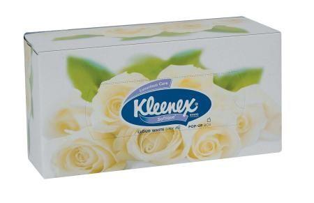 Kleenex Softique Tissues Cloud White R22.90