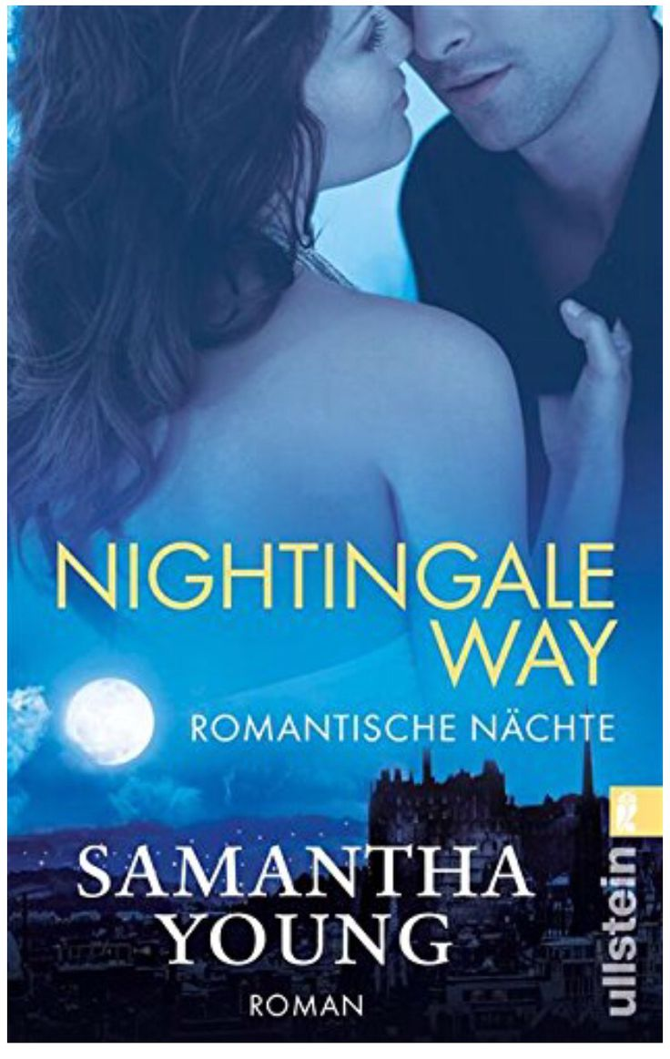 Nightingale Way - Romantische Nächte (Edinburgh Love Stories 6) von Samantha Young