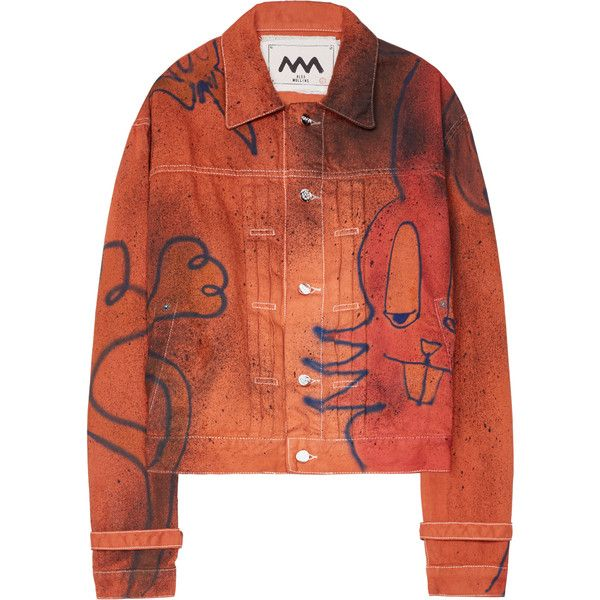 Best 25  Red denim jacket ideas on Pinterest | Denim jacket ...